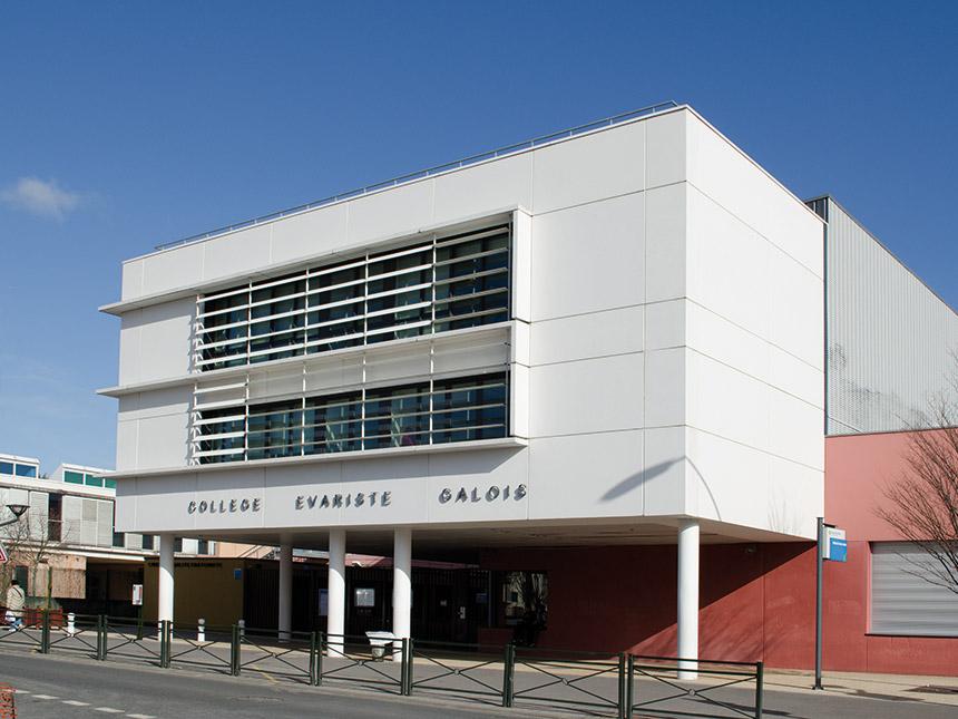 Collège Evariste Gallois